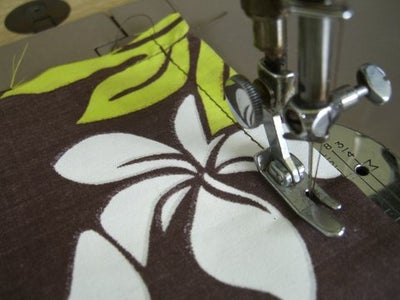 Use the Sewing Machine