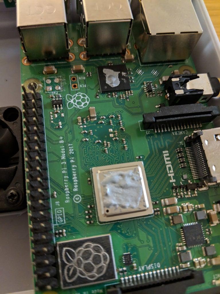 Assembling the Hardware