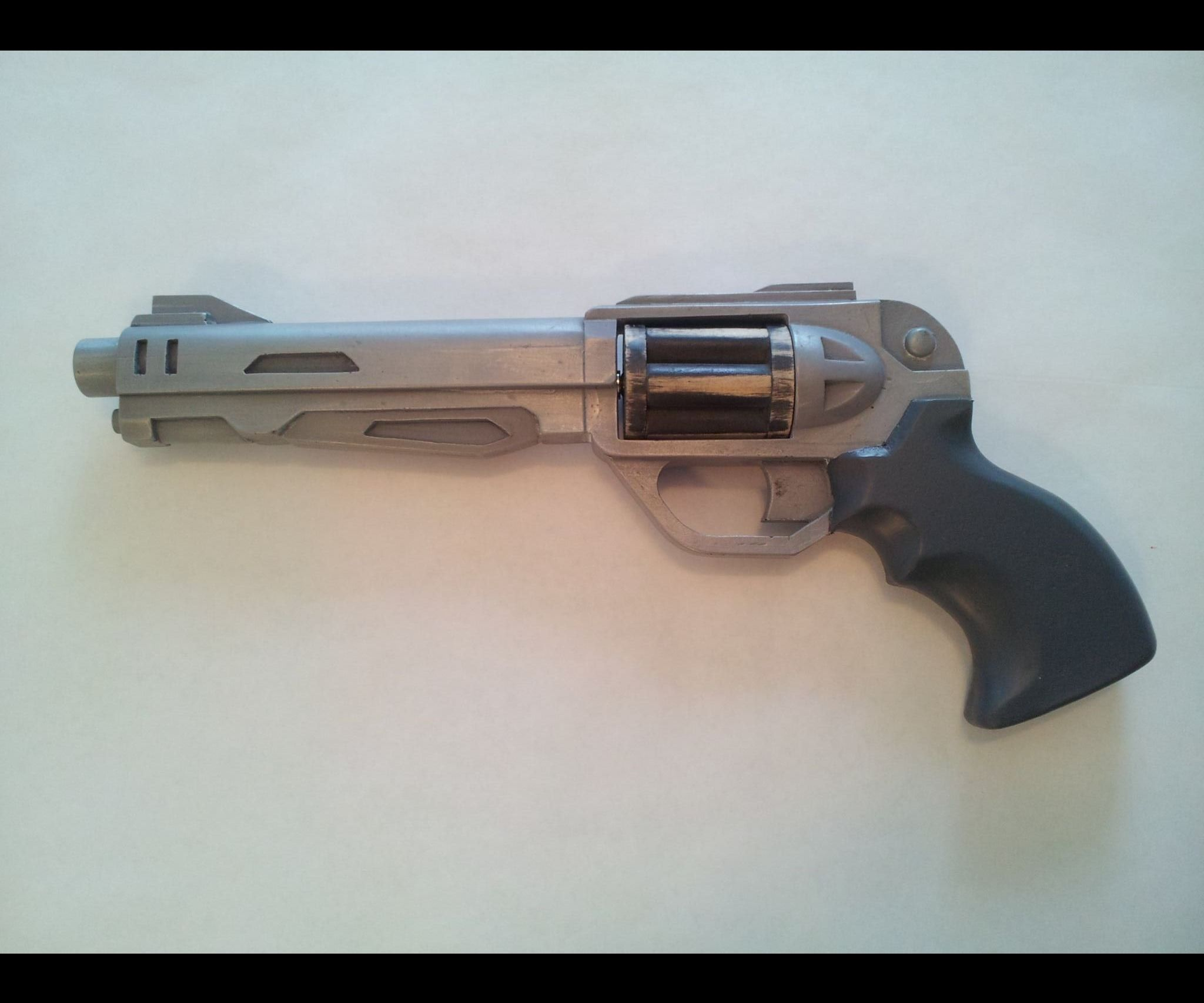 Borderlands 2 Jakobs Revolver - Modified