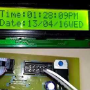 Real TIme Clock Using AT89s52
