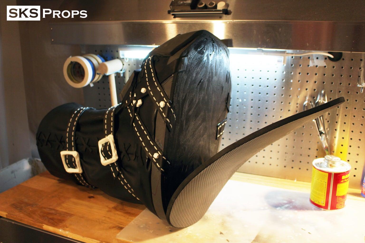 Boot Armor