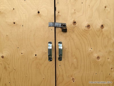 Shed Door - How to Measure Make and Install Shed Doors
