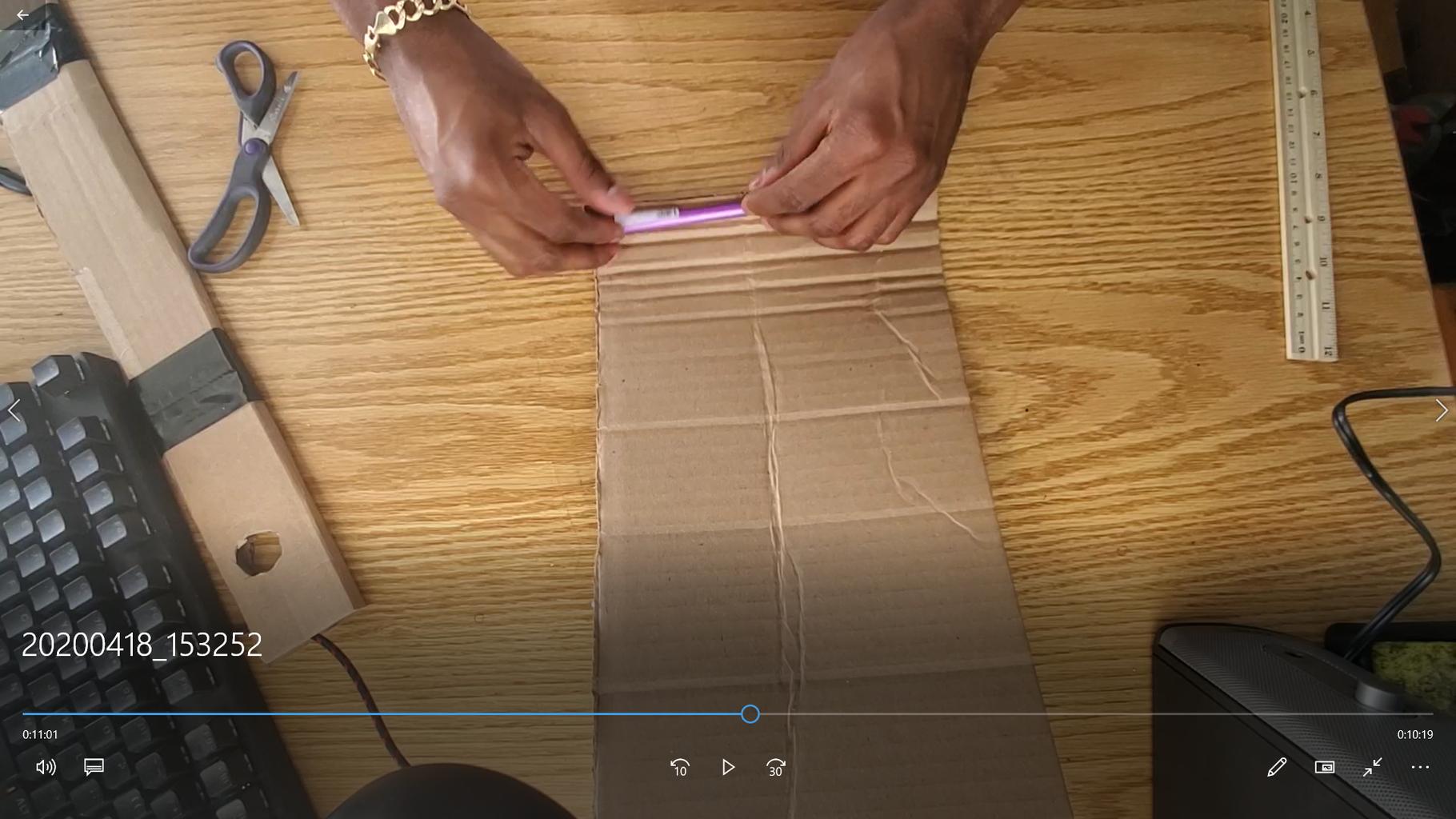 Make Cardboard Tubes