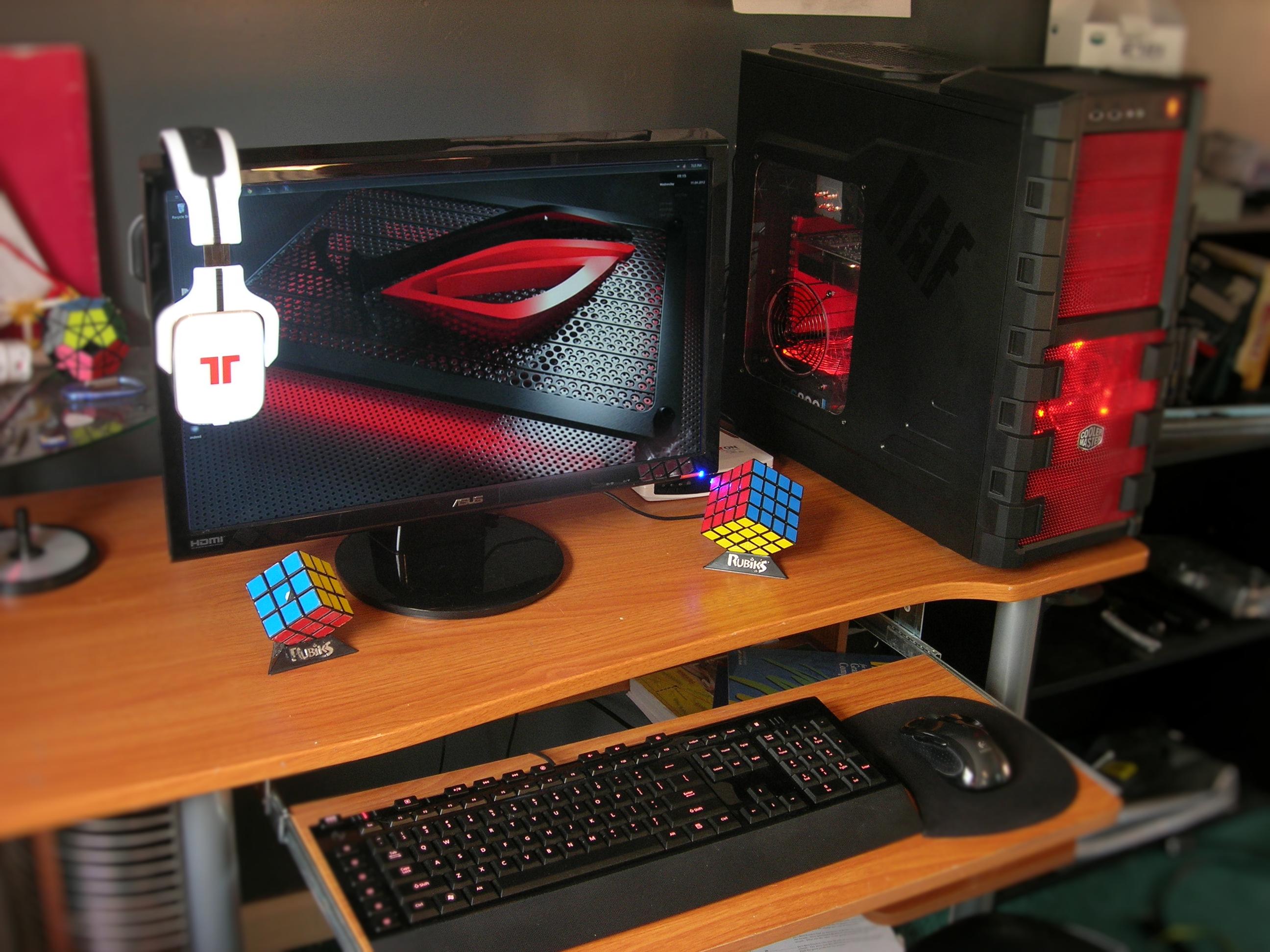 My gaming rig.