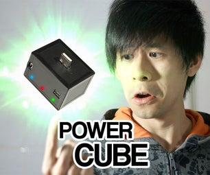 Modular Arduino Power Cube