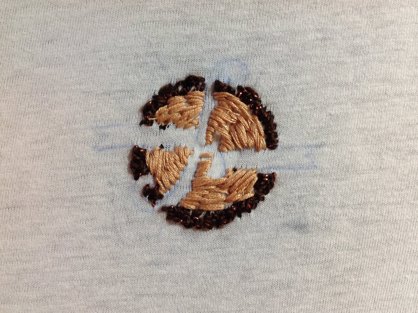 More Embroidering