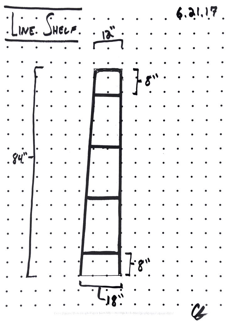 Sketch Side Profile