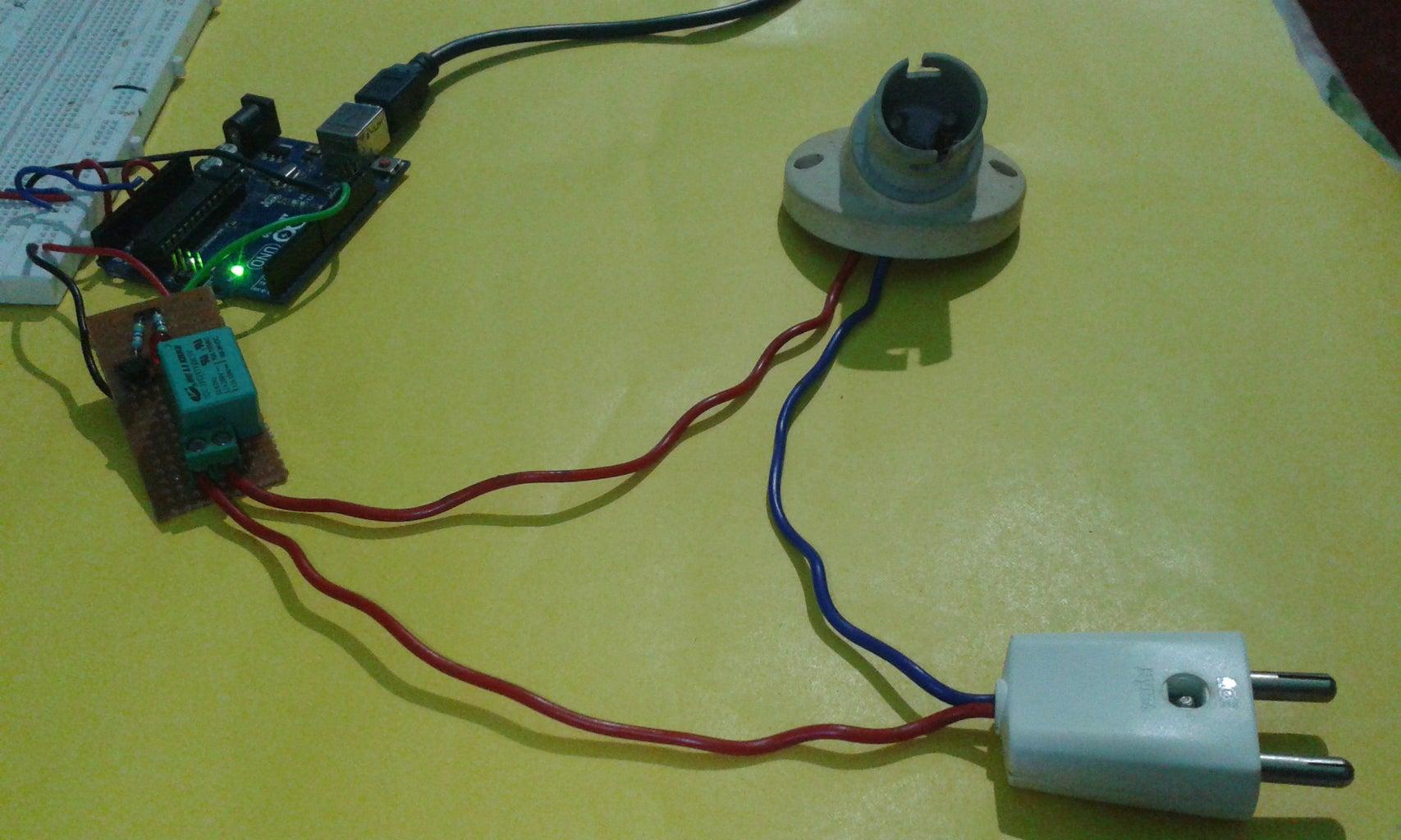 Setup the Circuit