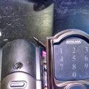 Touchscreen Repair: Schlage BE469NXCAM716 Camelot Touchscreen Deadbolt with Z-Wave Technology