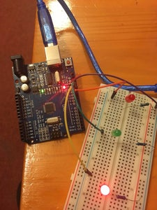 Arduino Flashing LED Project for Kids