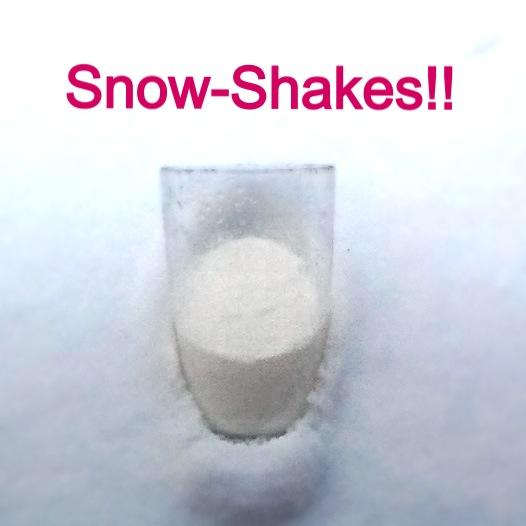 Snow Shakes!