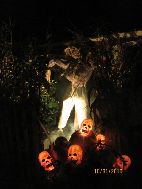 Uncle Boo's!!! Haunted House 2010