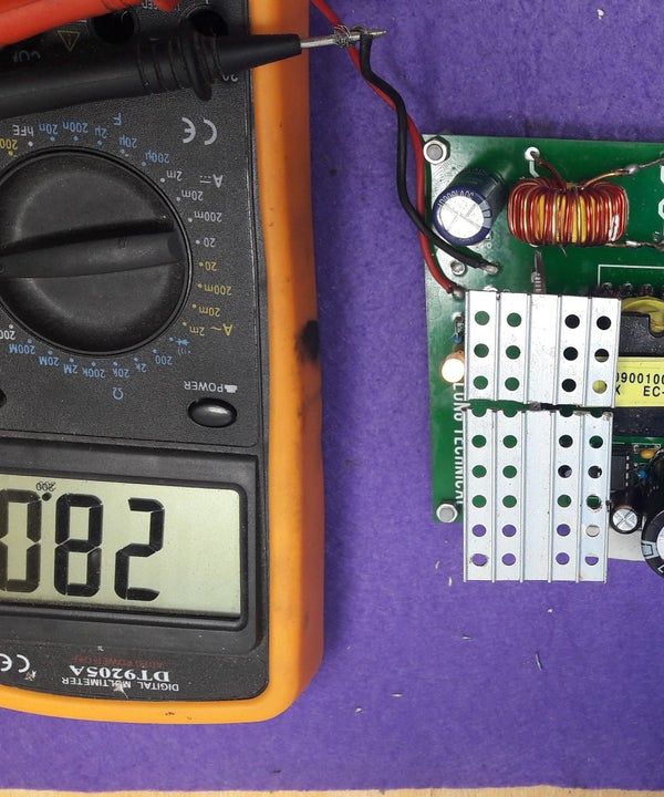 220V to 24V 15A Power Supply | Switching Power Supply | IR2153