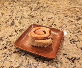 Quick-n-Easy Bread Machine Cinnamon Rolls