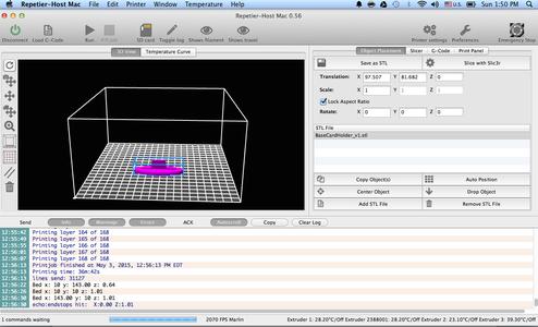 3D Print the Base