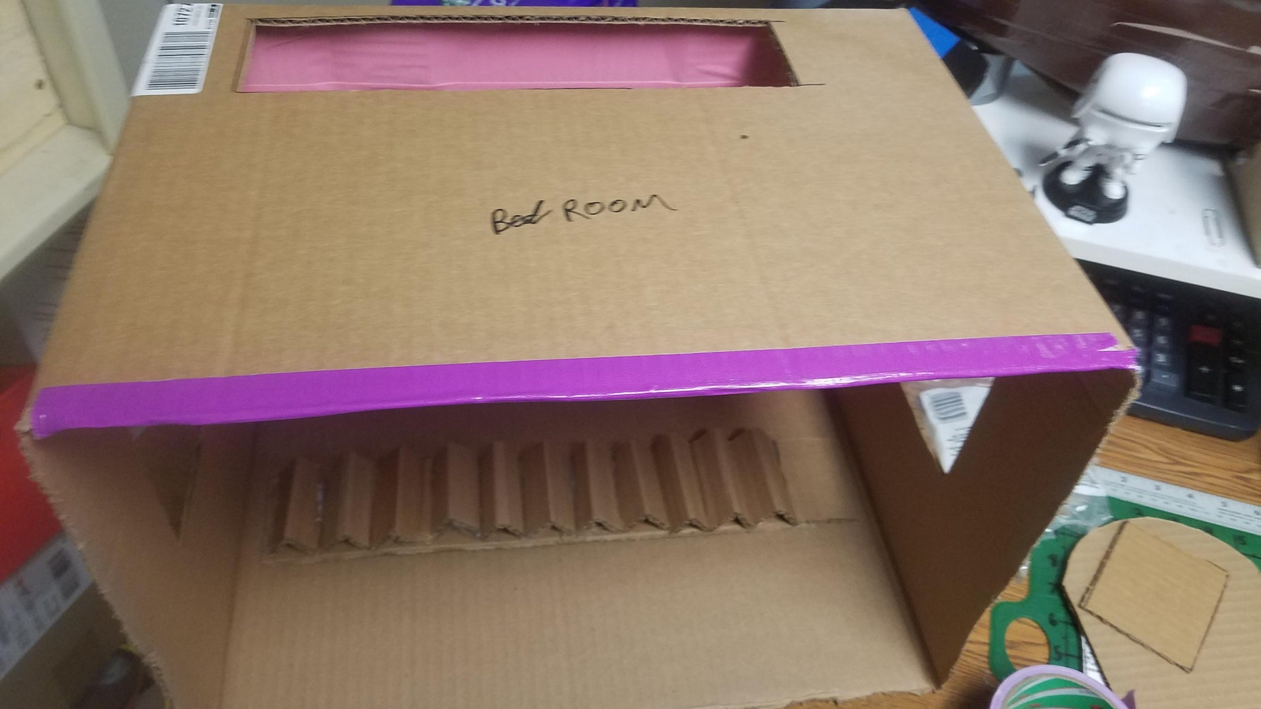 Bland Boxes