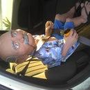 Don Johnson, Vent Puppet