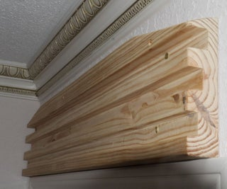 Slat-style Hangboard