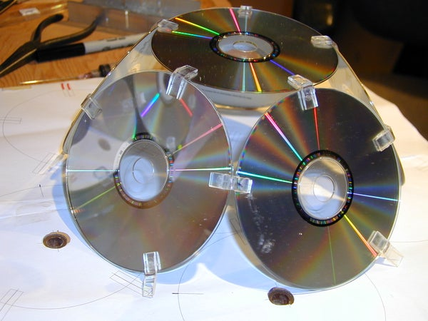 What to Do With All Those AOL CD's