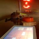 Arduino + Android POV Display