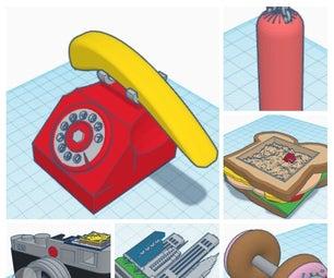 Homeschooling Mashup- TinkerCad