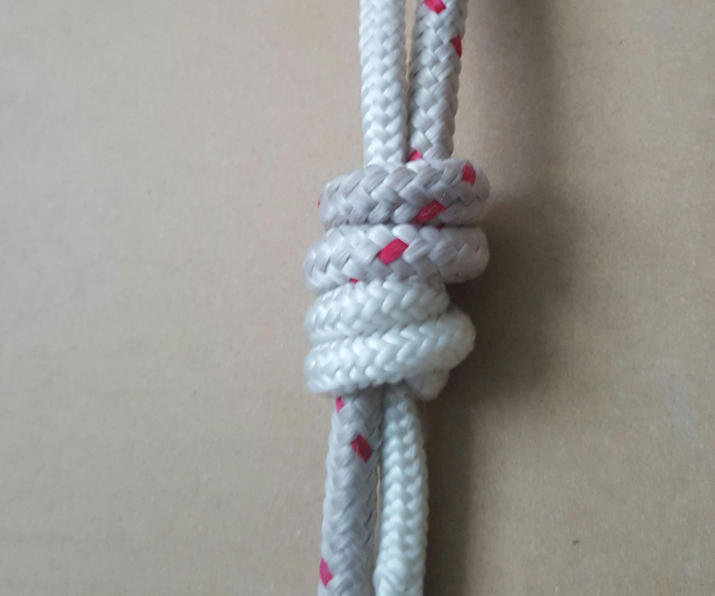 nudo doble pescador