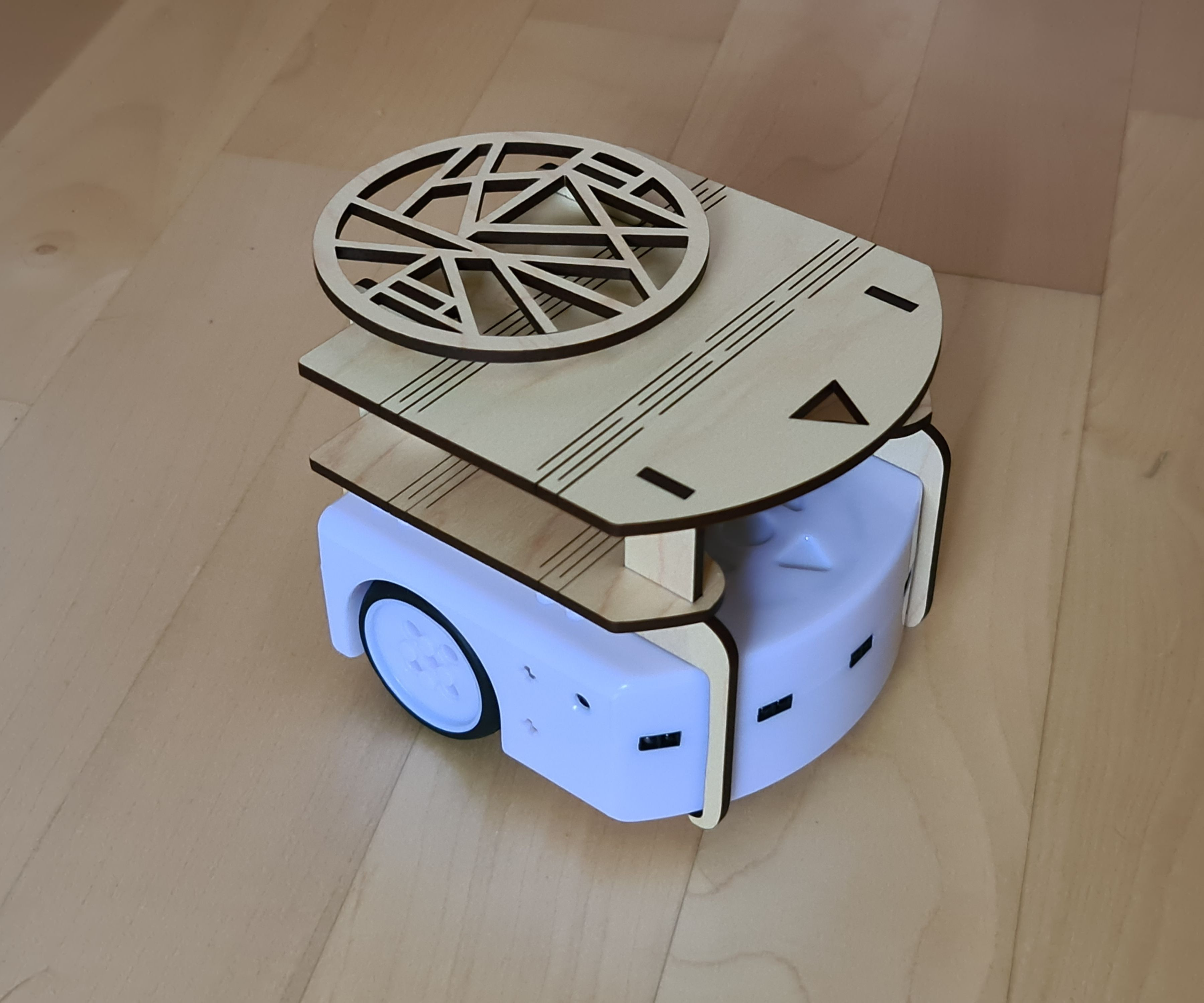 Robot Thymio Avec Balance