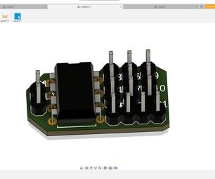 RC平面自动驾驶仪(Fusion 360电气设计教程)