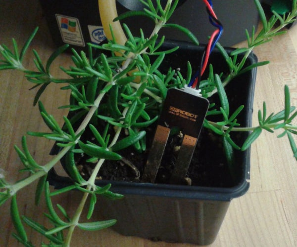 How to Build an E-waste Watering Can