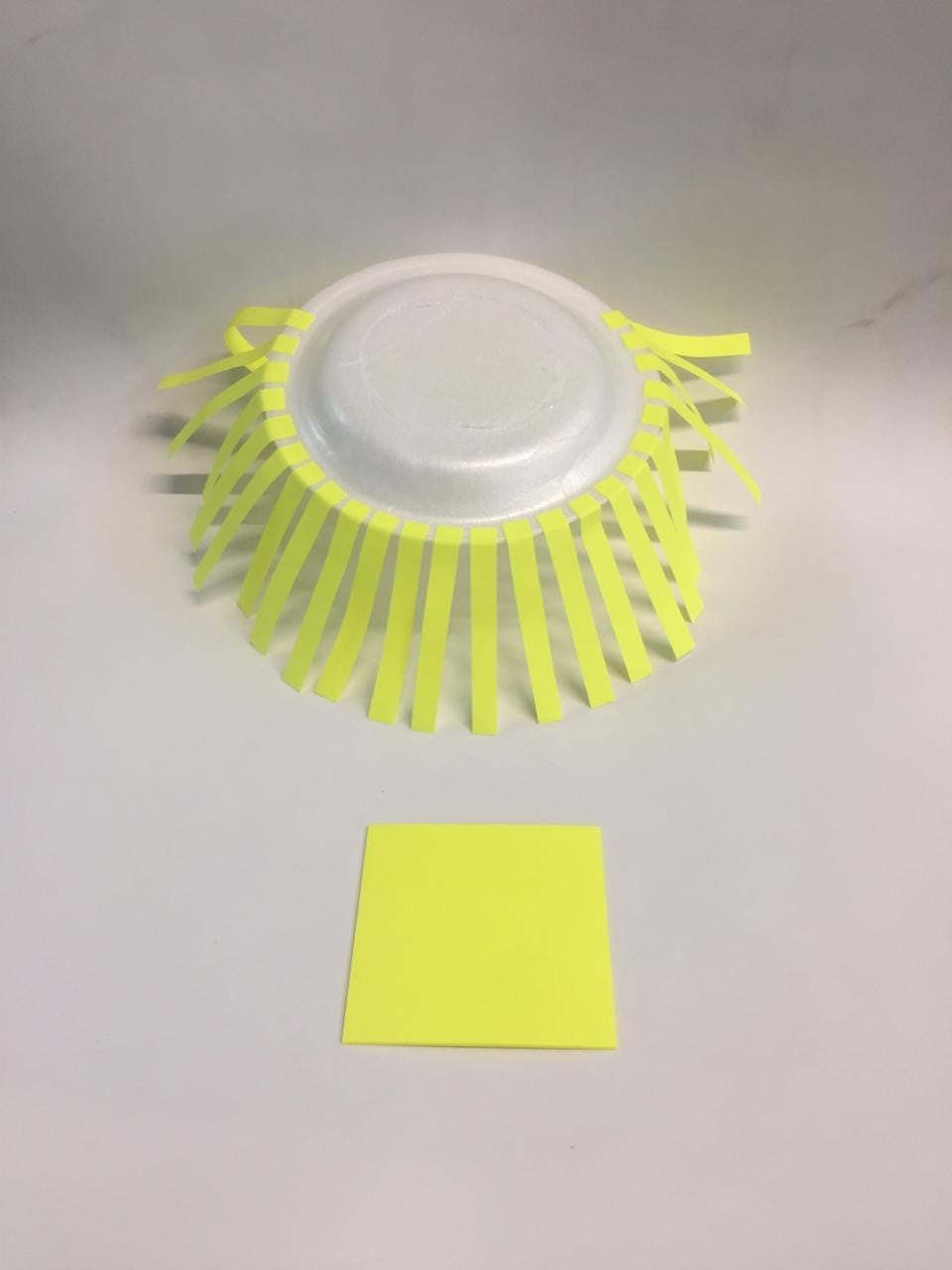 Paso 2: Diseñar El Platillo Volador De ADELE.