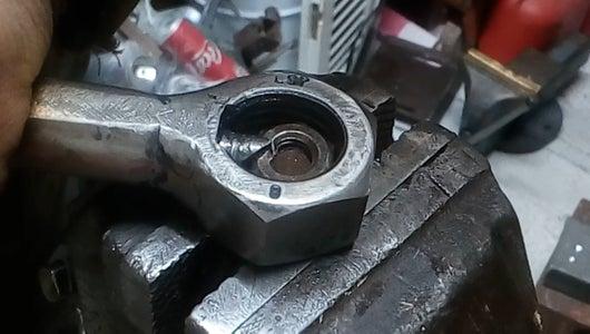 Nut Splitter DIY