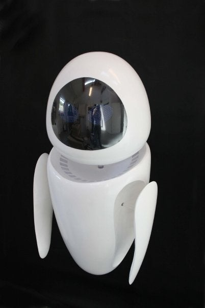 1:1 Scale EVE From the Film Wall-e