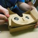 VR Dodocase adaptation for eye glasses