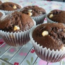 Quick & Easy Double Chocolate Muffins