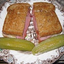 Corned Beef Reuben My Way