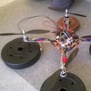 Rowan University Mechatronics Quadcopter