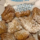 Princess and the Frog Inspired Beignets