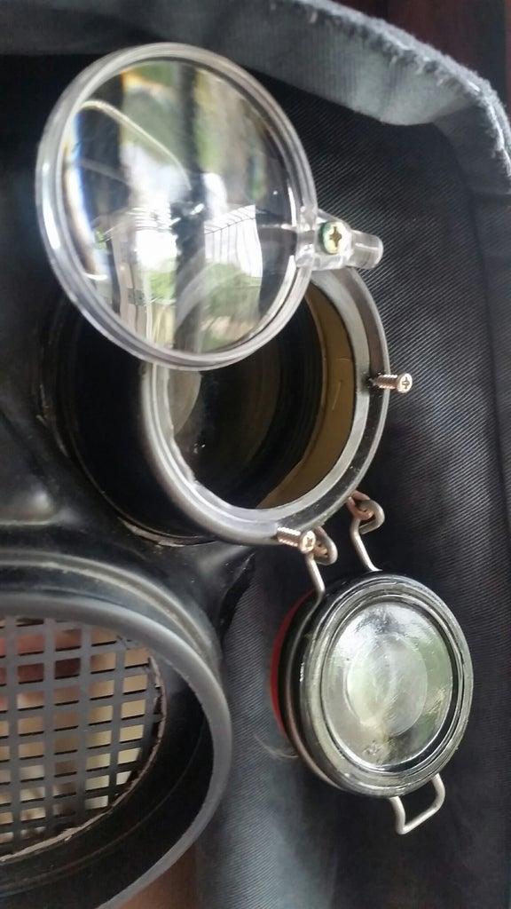 Mask; the Lenses
