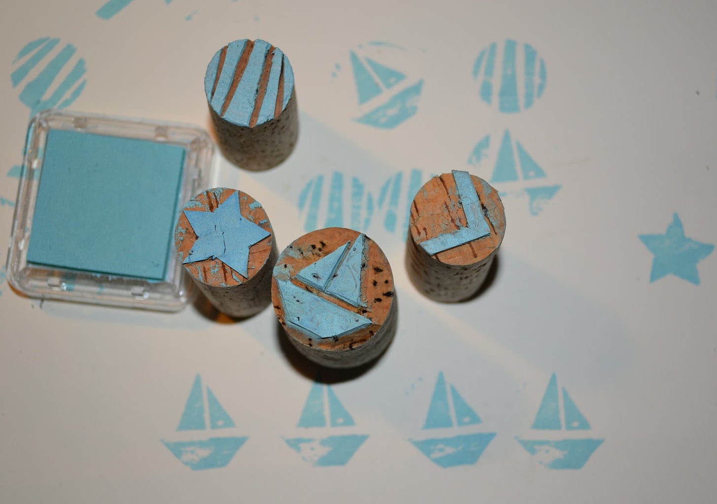 ⚓ CORK STAMPS ⚓
