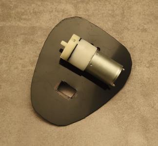 Mounting the Proximity Sensor