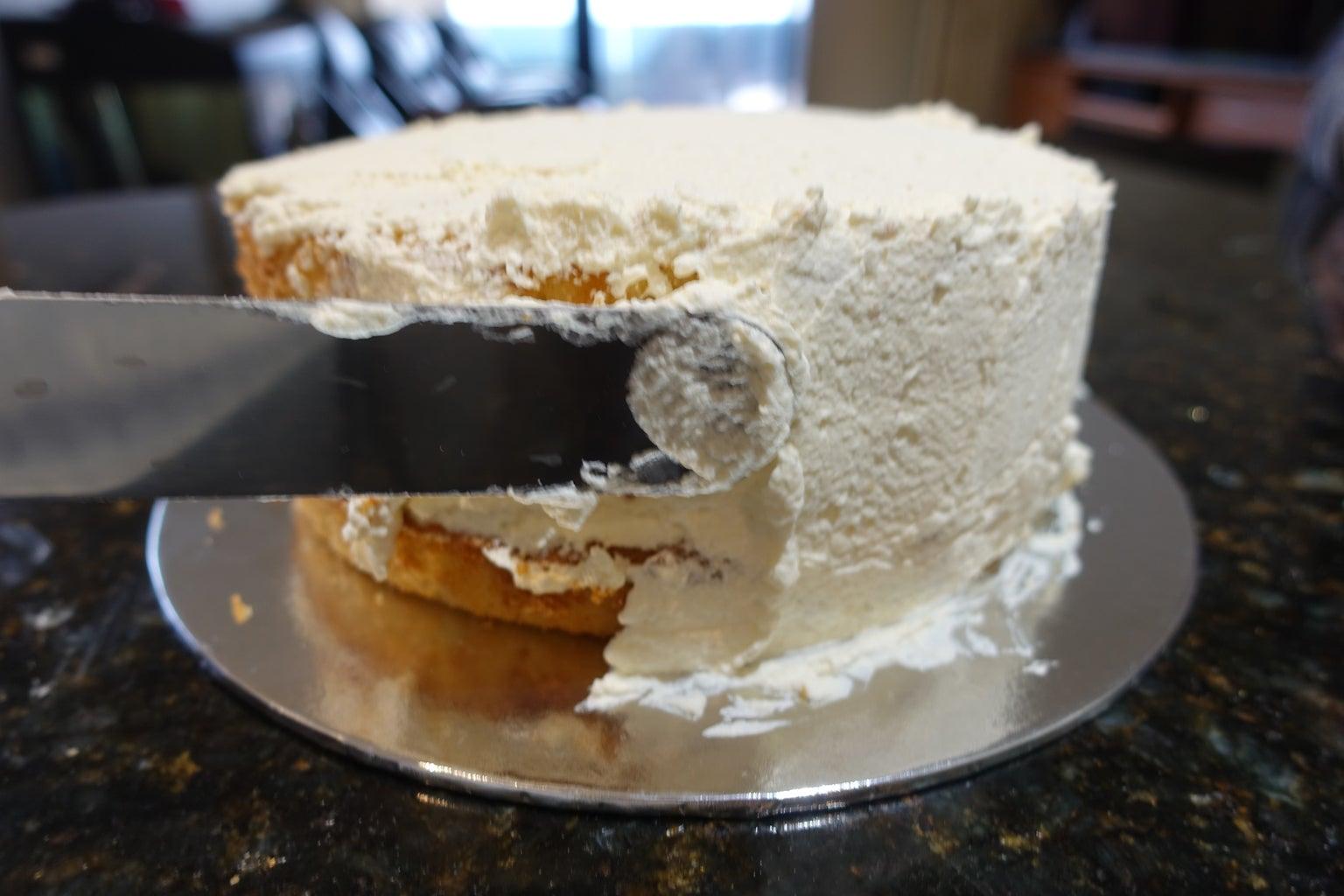 Decorate the Cake