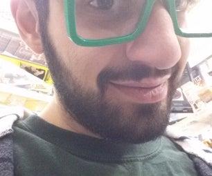 3d Printed Prescription Glasses.