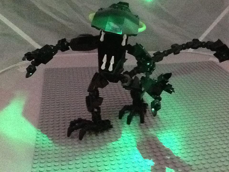 Custom Lego Alien Xenomorph