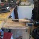 Easy Knife Grind Jig , sharpening , Bushcraft