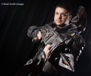 How to Make a Gears of War Costume