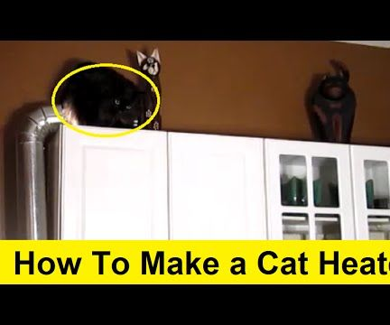 How to Make a Cat Heater