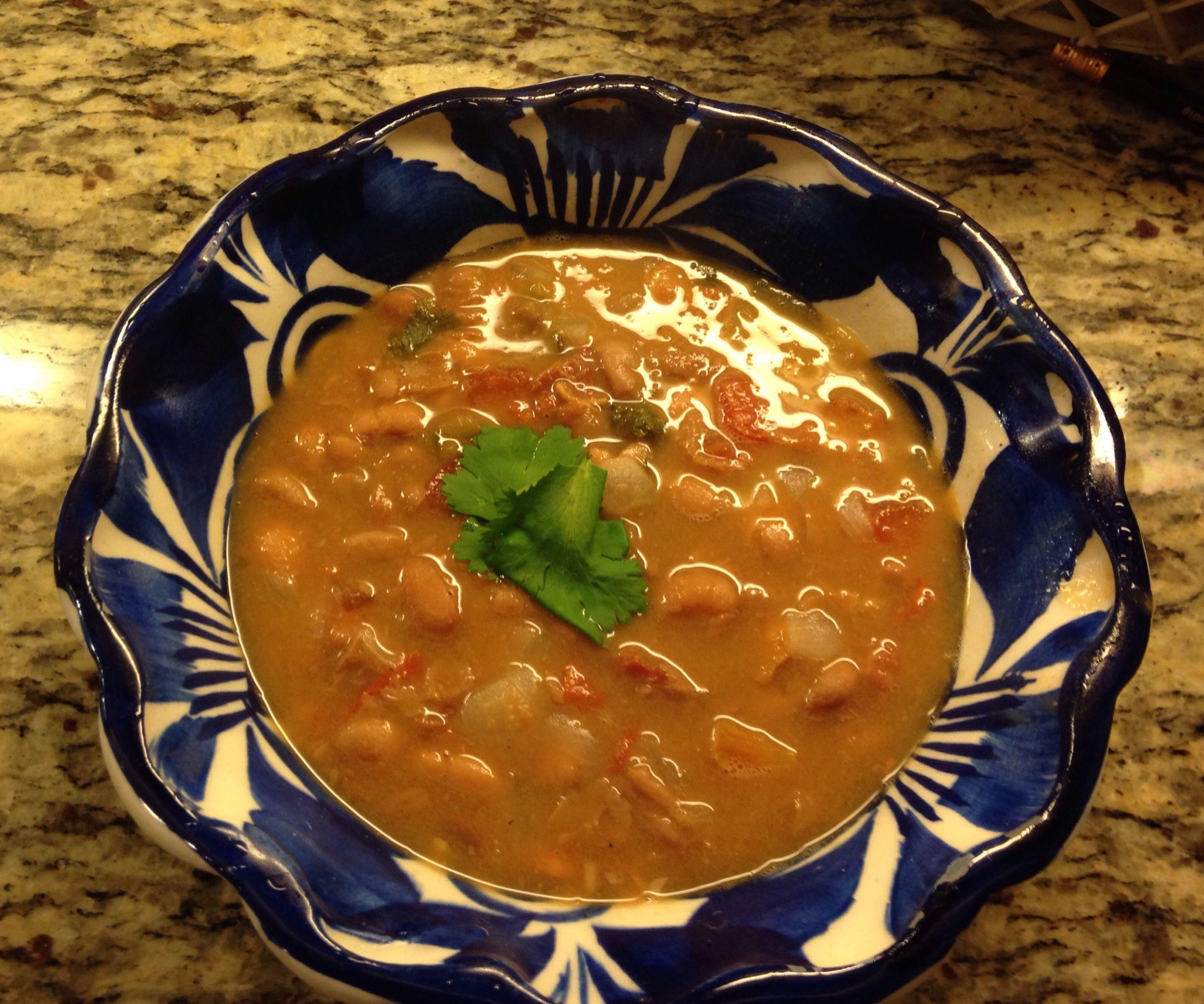 Ranchero Beans