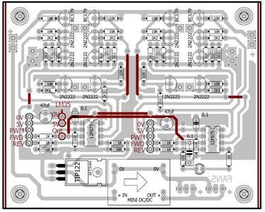 Driver PC Board