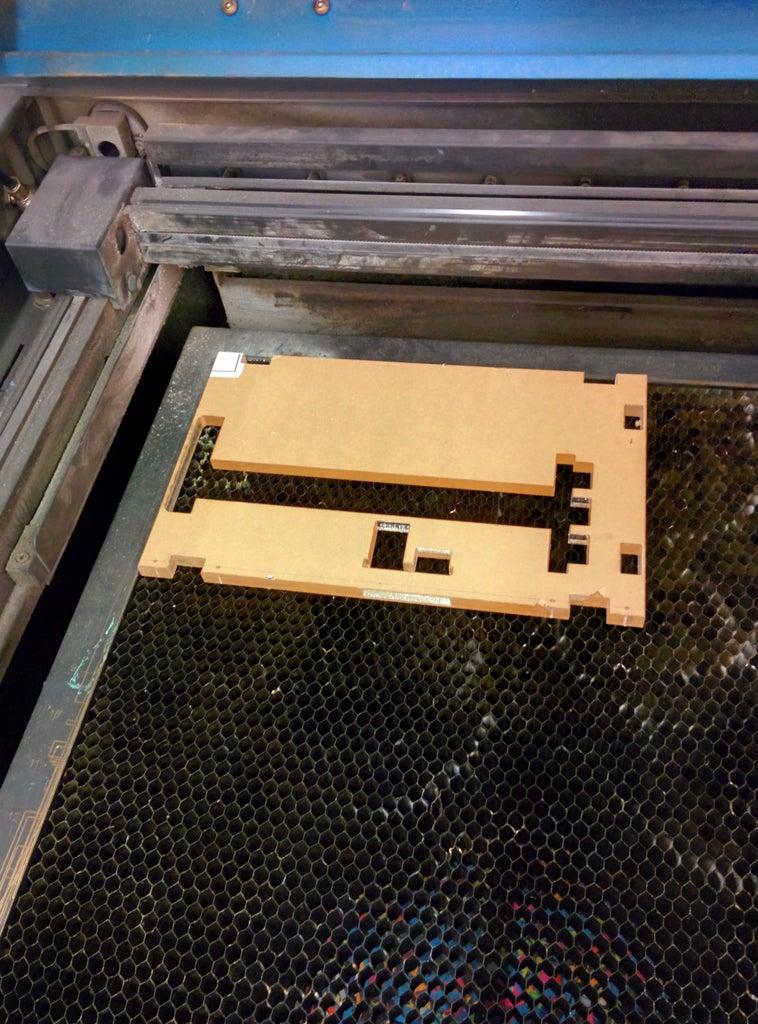 Set Up Your Laser Cutter
