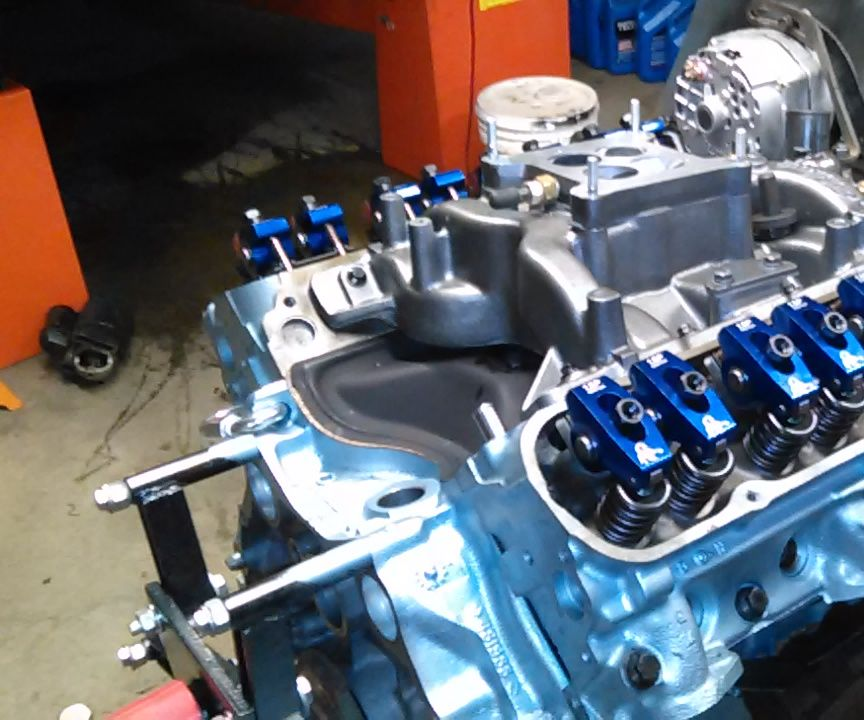 Protect a new/rebuilt engine; prime the oiling system by modifying an old distributor
